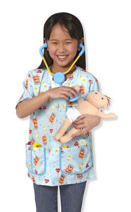 Kostým - Zdravotná sestra