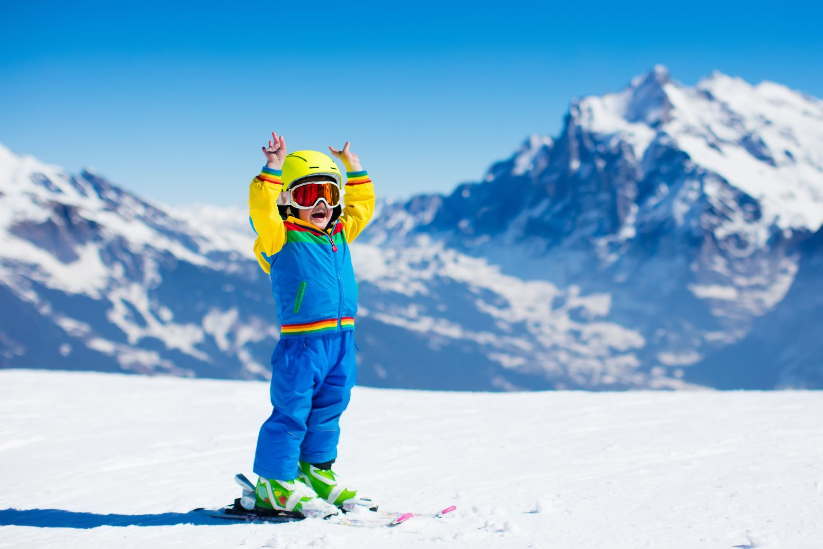 Čaká vaše dieťa lyžiarsky výcvik  Povieme vám aa9175e56d5