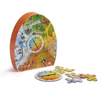 Puzzle - 4 ročné obdobia 54 ks.