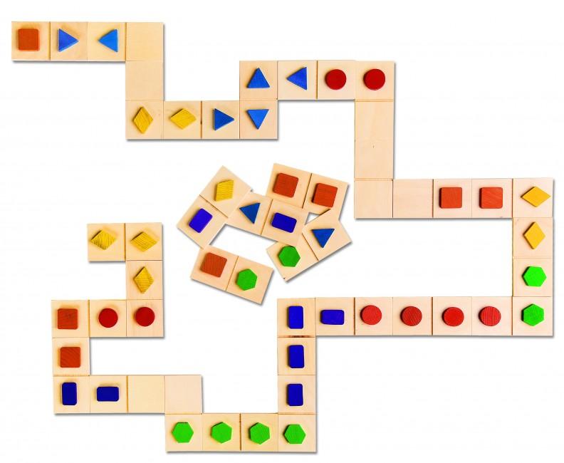Geometrické domino