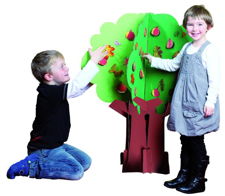 """Listnatý strom """"Ročné obdobia"""""""