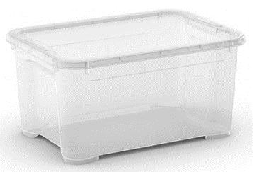 Plastový box na hračky veľkosť S