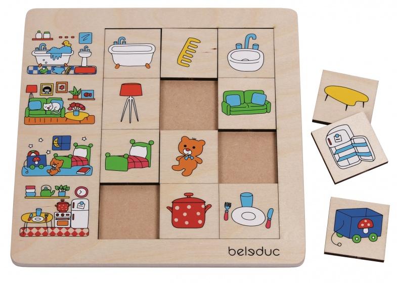 Puzzle - Domov