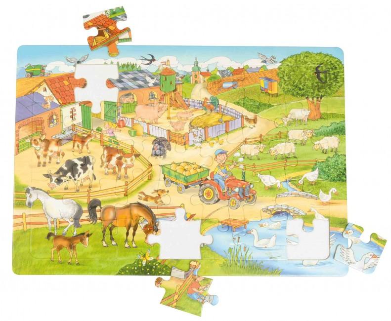 Puzzle – Farma
