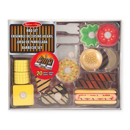 BBQ Set na grilovanie