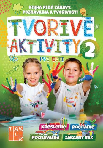 Tvorivé aktivity pre deti 2
